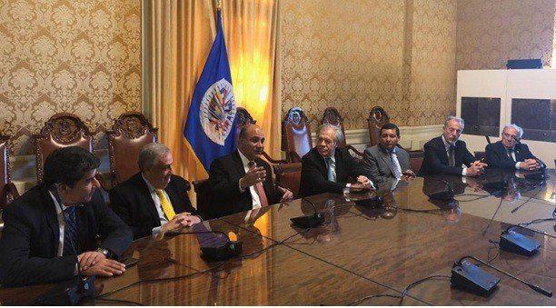 Proponen en la OEA una zona franca sanitaria para migrantes
