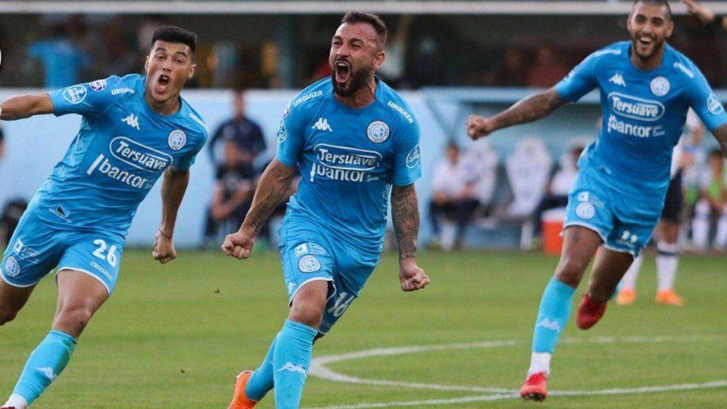 Superliga: Belgrano se impuso ante Gimnasia por 2 a 0 en Córdoba