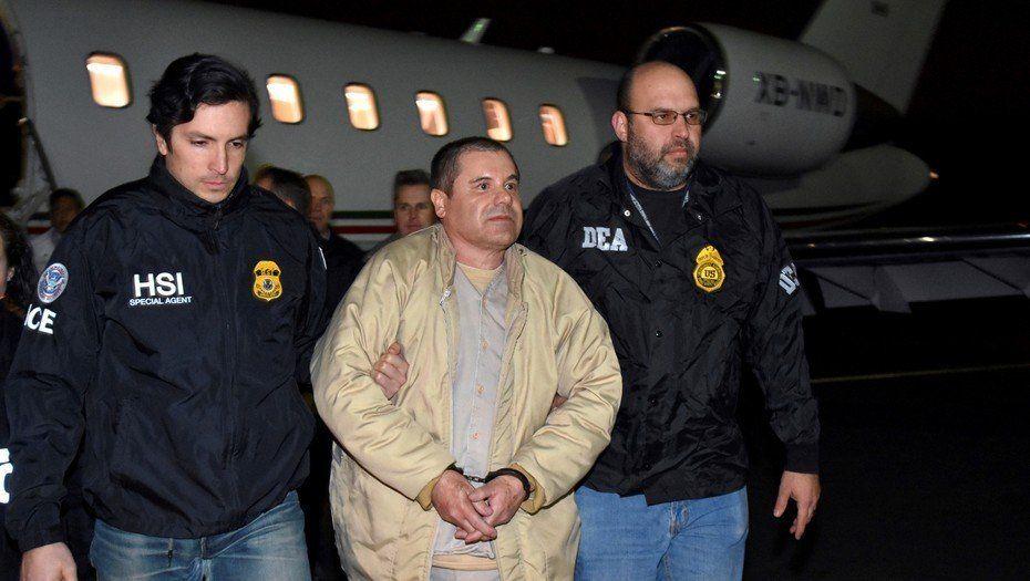 Comienza en EE.UU. el juicio contra el capo narco El Chapo Guzmán