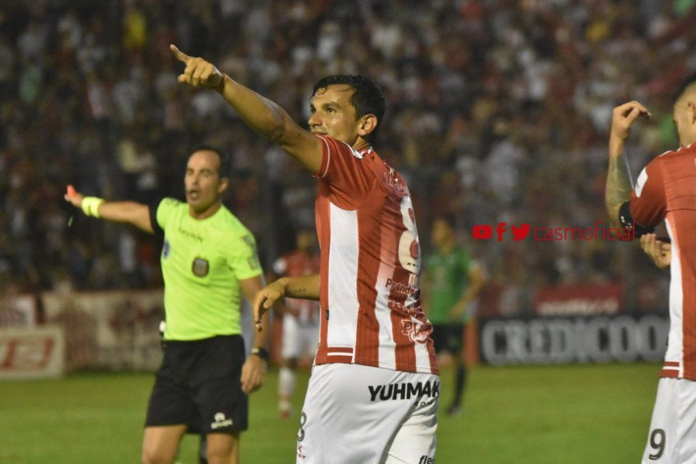 Tino Costa: Me faltaba meter un gol en Primera.