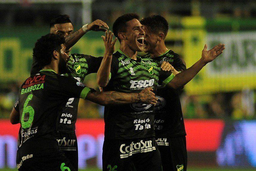 Defensa y Justicia reafirma su buen momento y relega a Atlético al cuarto lugar