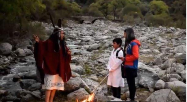 Un corto de estudiantes de Trancas participa de un festival de videos