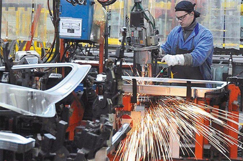 La actividad industrial en septiembre cayó un 11,5%