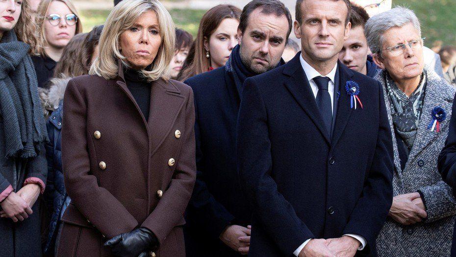 Seis detenidos en Francia por un plan para atacar al presidente Emmanuel Macron