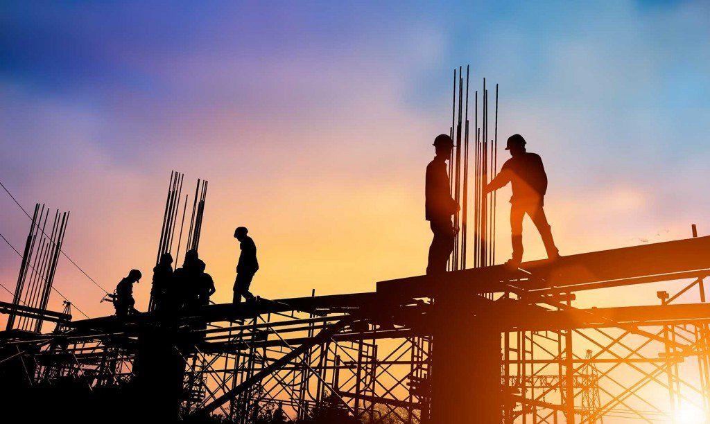La construcción cayó un 4,2%, la peor baja en más de un año y medio