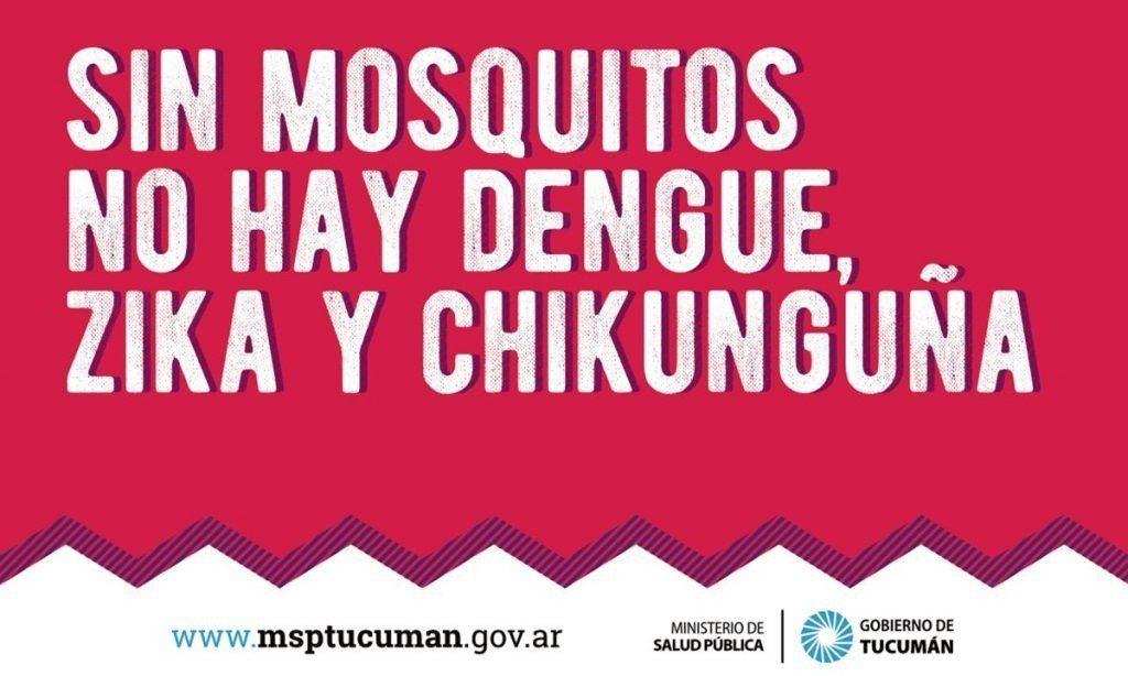 Lanzan recomendaciones para prevenir el Dengue, Zika y Chikungunya