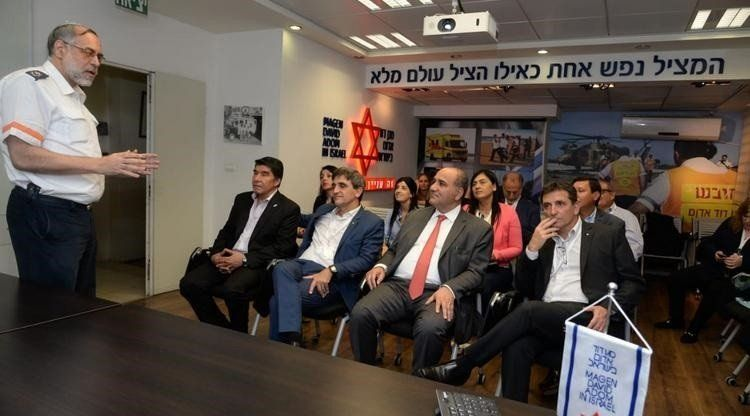 La misión comercial de Manzur en Israel arrojó beneficios para médicos tucumanos