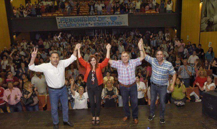 El espacio político de Carolina Vargas Aignasse ratificó su apoyo para la fórmula  Manzur- Jaldo