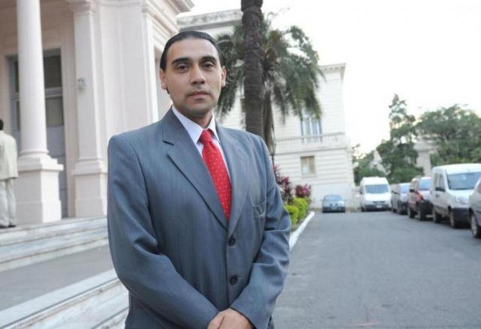 El abogado Ojeda Ávila da un paso al costado en su designación como juez interino