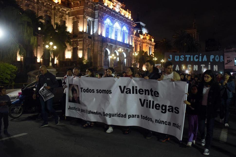 Solicitaron dos años de prisión preventiva para el asesino de Valentín Villegas