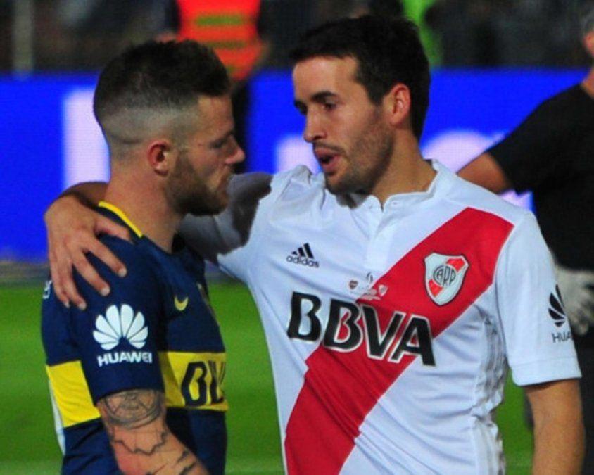 Nández y Mayada fueron desafectados de la Selección uruguaya