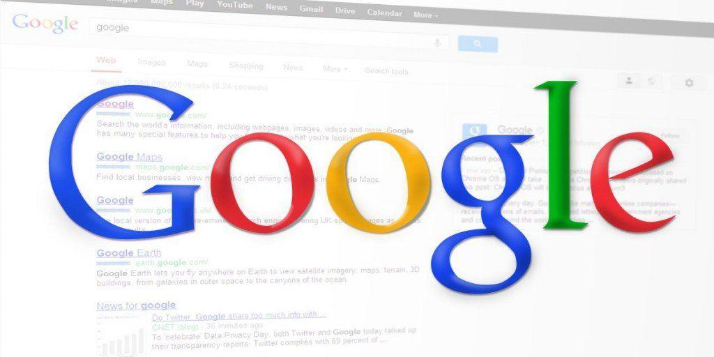Google pasó una barrida a diversas violaciones a derechos de autor