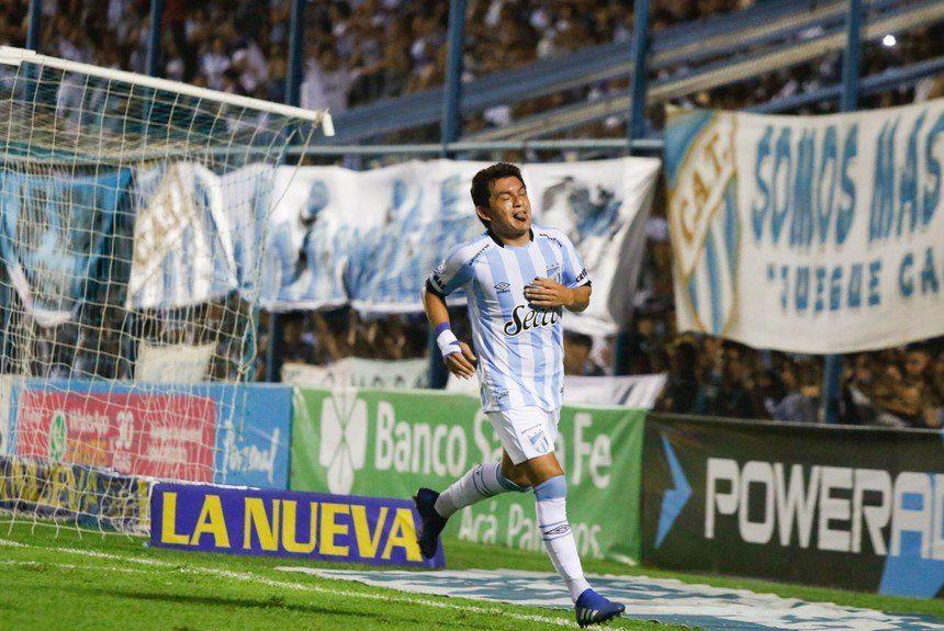 Atlético dio vuelta el partido ante Rosario Central y es escolta de Racing