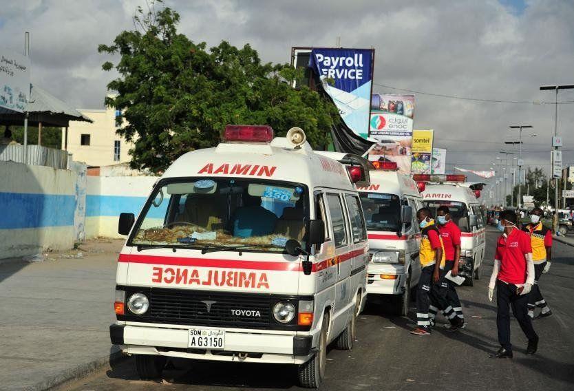 Atentados en la capital de Somalia dejan 17 muertos