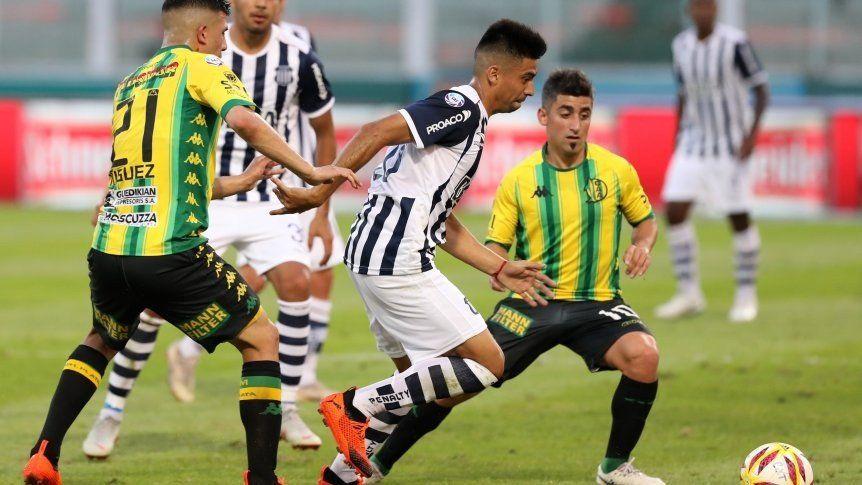 Talleres y Aldosivi igualaron en el arranque de la 12º fecha de la Superliga