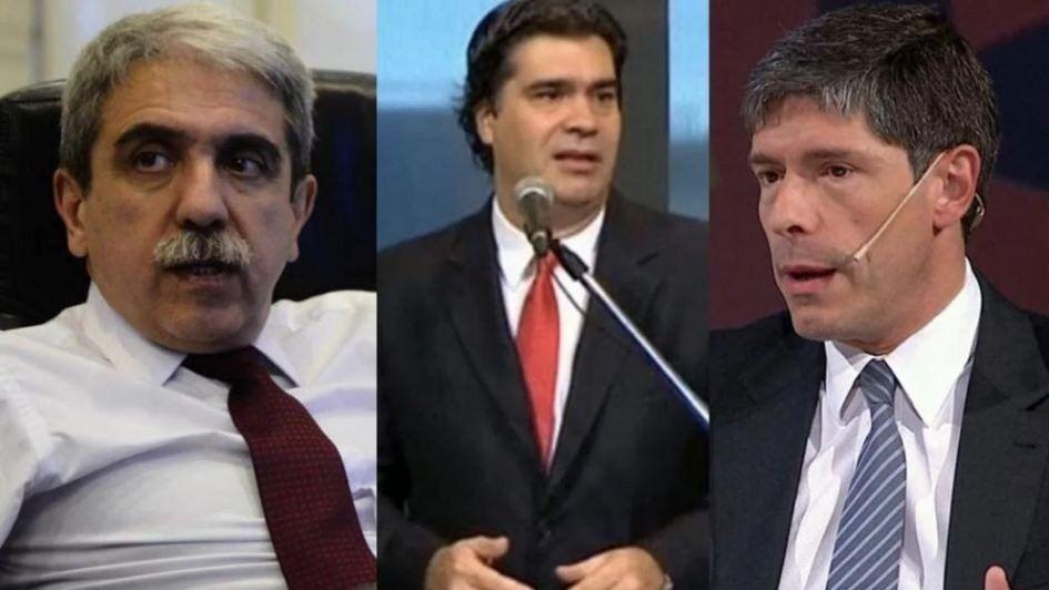 Aníbal Fernández, Capitanich y Abal Medina, procesados por supuesto fraude