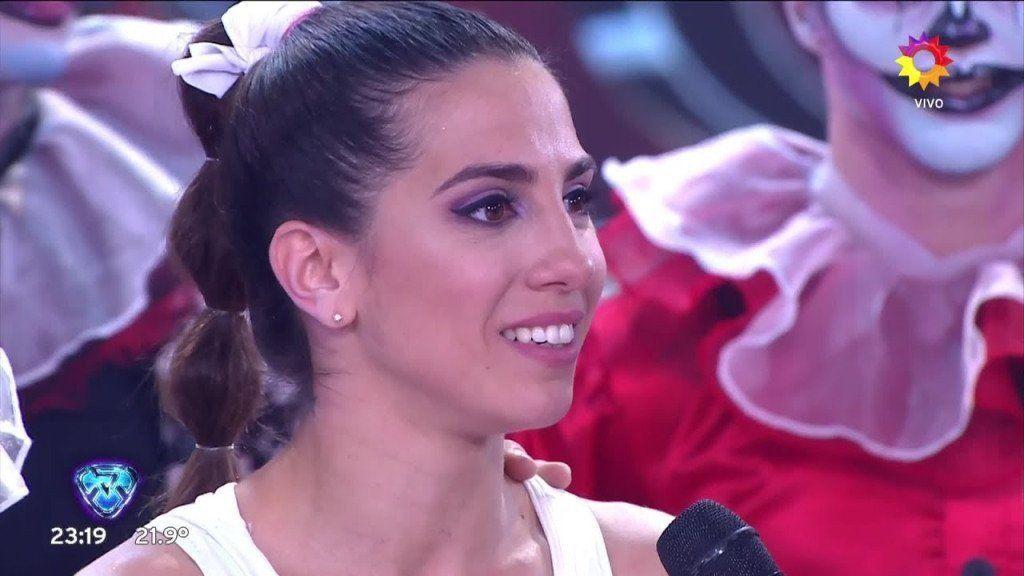 Cinthia Fernández quedó en la historia del Bailando: obtuvo un 0