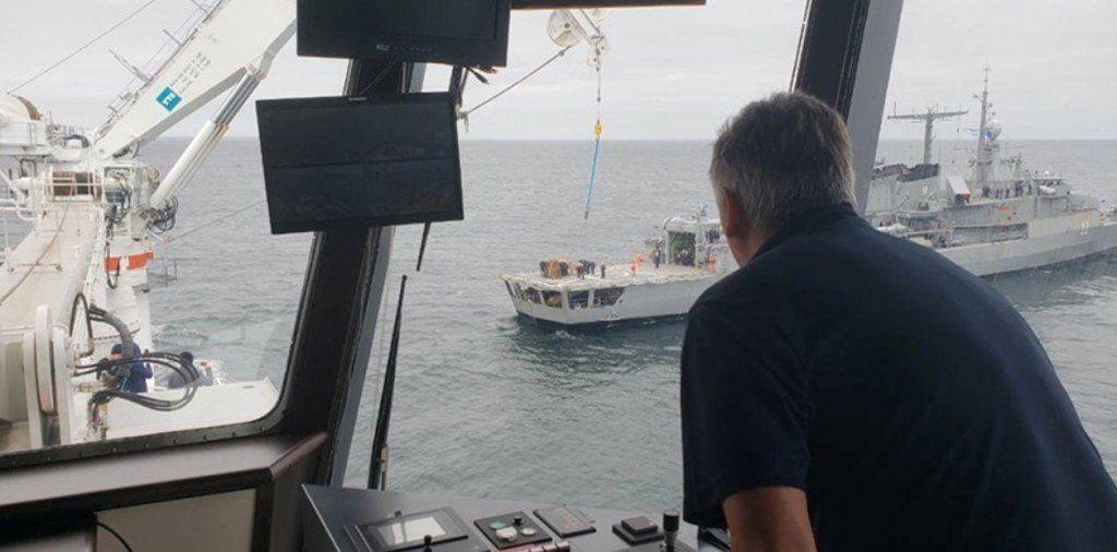 ARA San Juan: familiares de los tripulantes critican al Gobierno porque dejan de buscar el submarino
