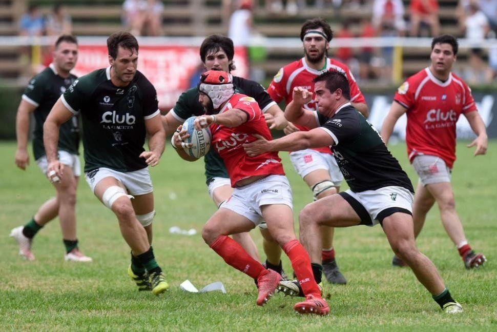 Los Tarcos venció a Tucumán Rugby y se quedó con el Torneo Regional del NOA