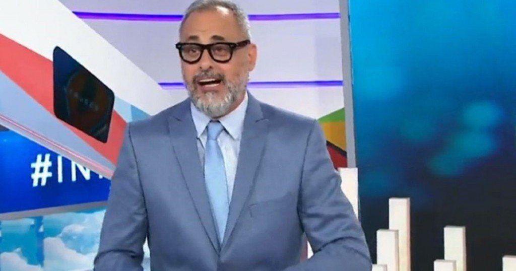 Jorge Rial volvió a la televisión luego de cuatro meses de ausencia