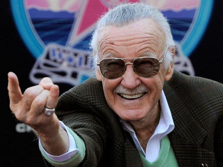 A los 95 años, murió el mítico caricaturista Stan Lee