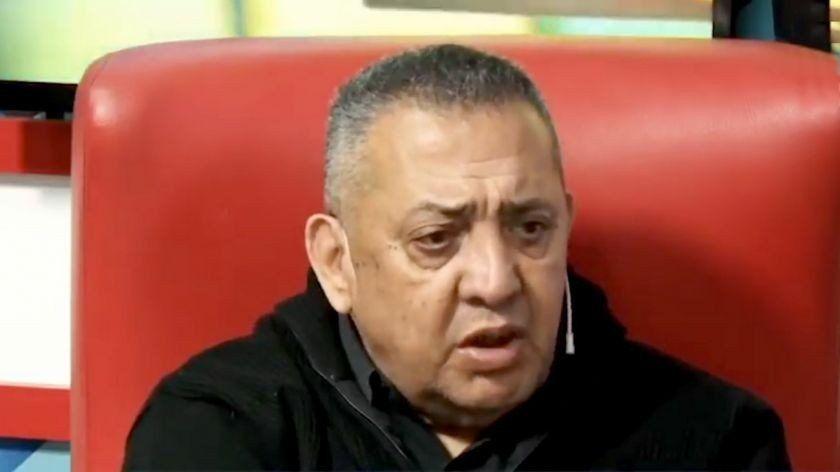 Se complica la situación de Luis Delía por la toma de una comisaría