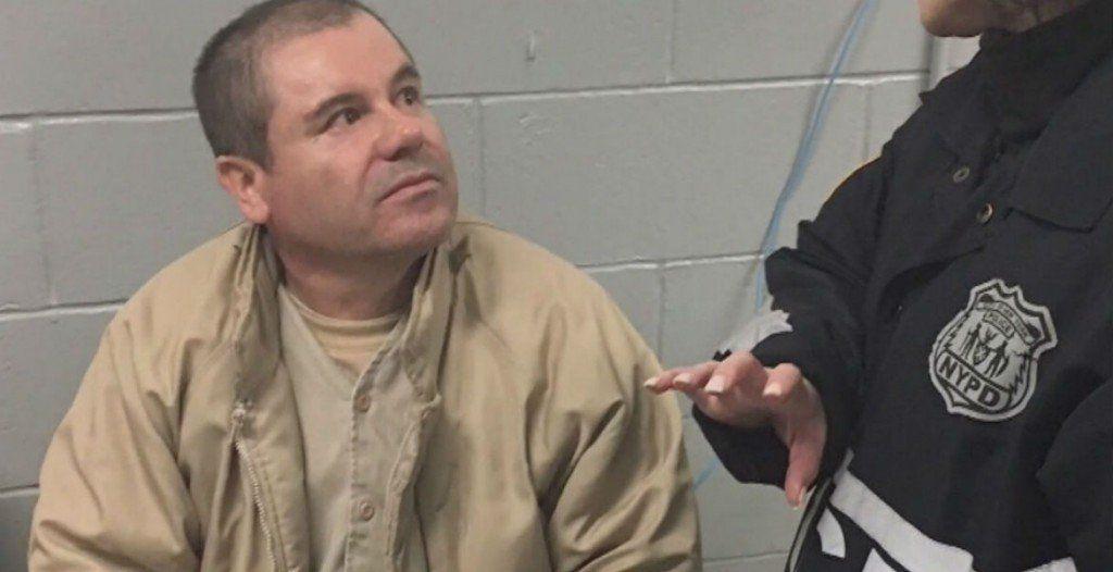 Comienza en Nueva York el juicio a Chapo Guzmán