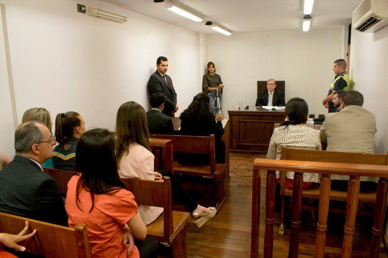 Concepción: Se realizó la primera audiencia oral y pública