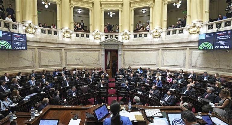 Con respaldo de un sector del peronismo, Cambiemos se prepara para aprobar hoy el Presupuesto 2019