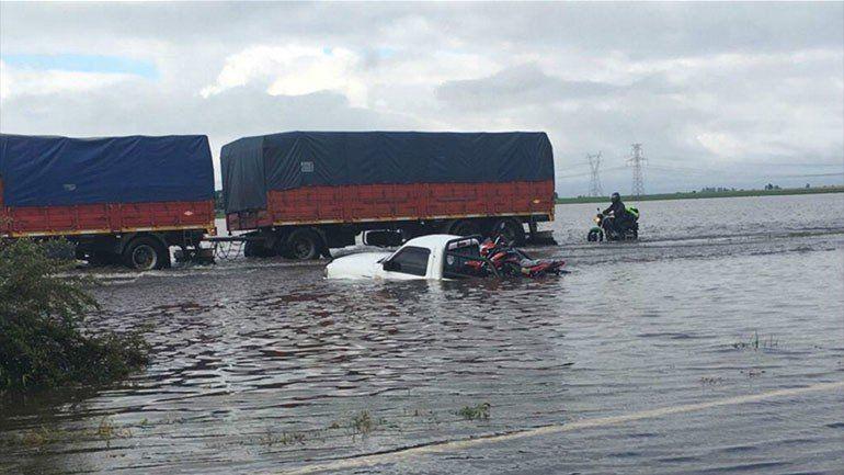 El Gobierno presentó un plan de acción para reducir el riesgo de desastres naturales