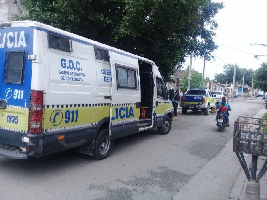Allanamientos en Villa 9 de Julio por un supuesto secuestro