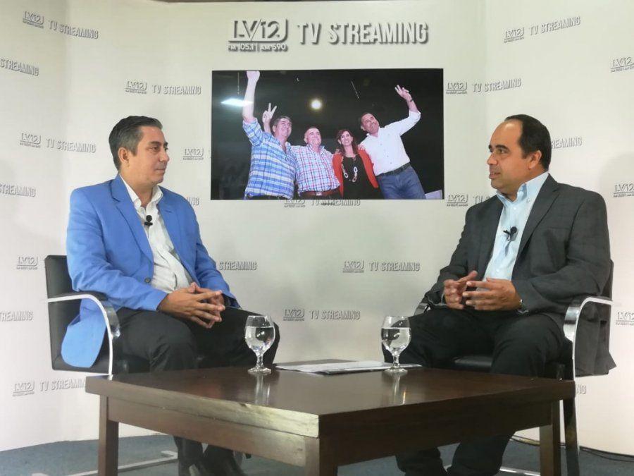 Emiliano Vargas Aignasse opina que un legislador debe estar cerca de la gente