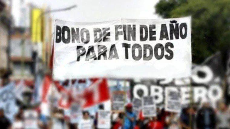 Bono de fin de año: Negativa a pagarlo por parte de empresarios tucumanos