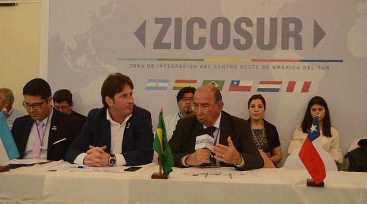 El Zicosur se congrega en el campus de la UNSTA para una Jornada Logística