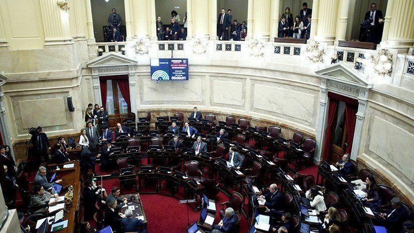 Se abrió el debate en Senadores y se define el Presupuesto 2019