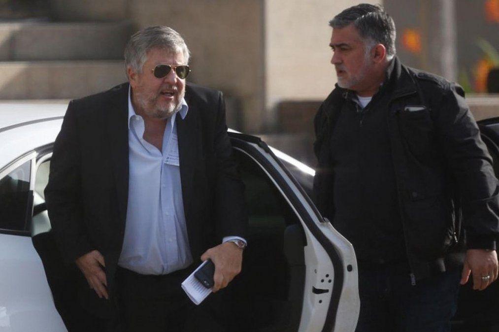 Stornelli afirmó que el ataque a la casa de Bonadío fue por la causa de los cuadernos