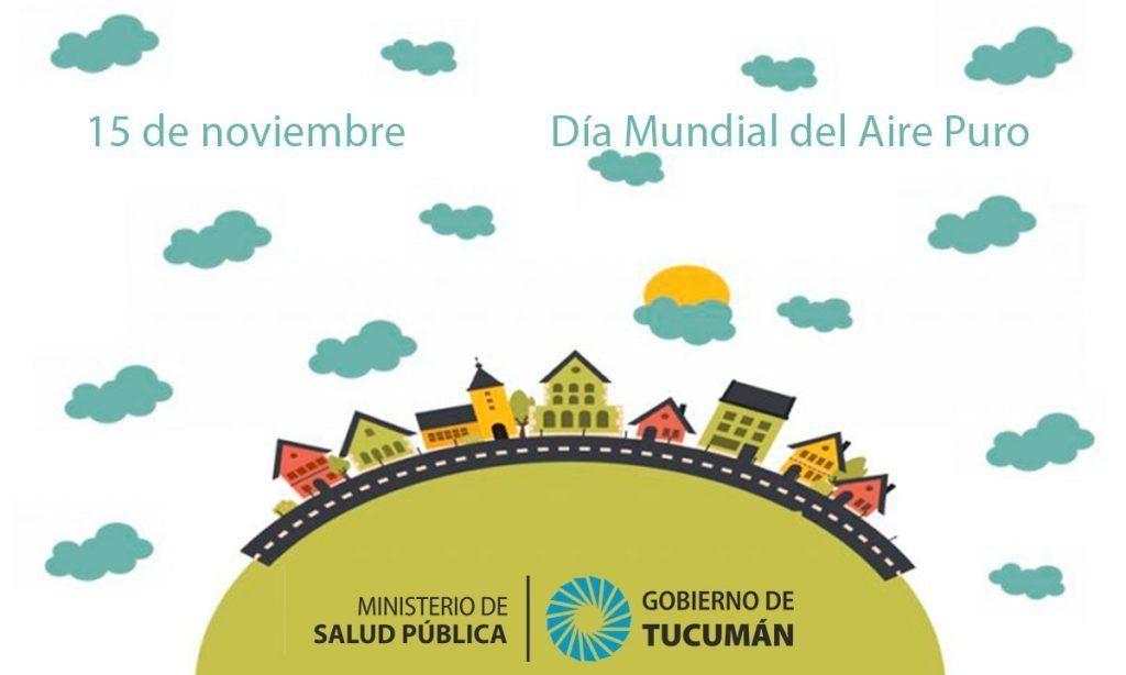 Actividades por el Día Mundial del Aire Puro