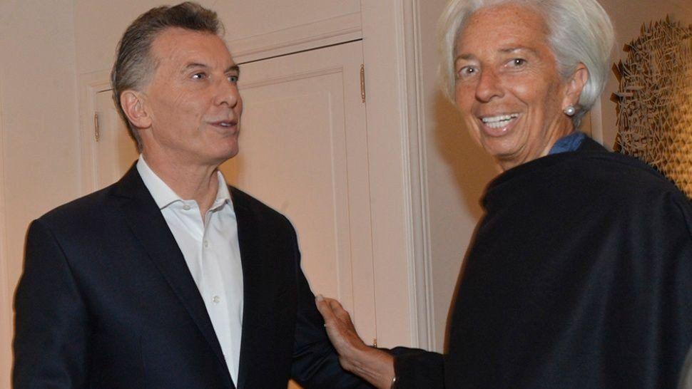 Christine Lagarde confirmó que participará de las reuniones del G20