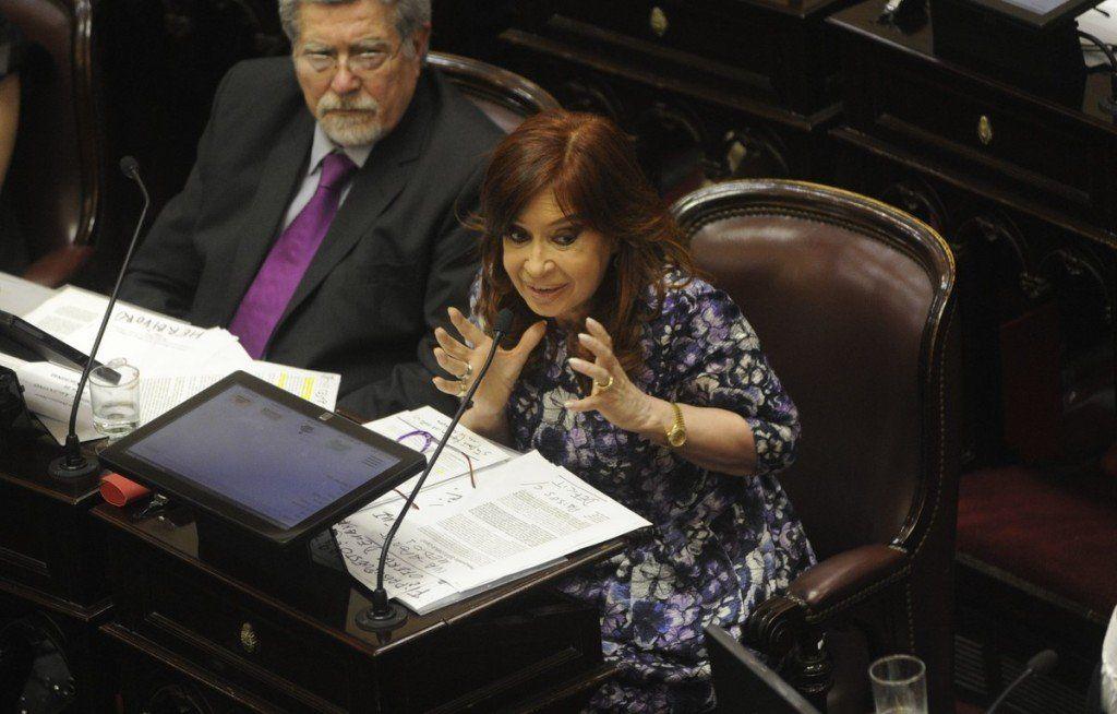 Cambiemos pide una sesión especial en el Senado para tratar el desafuero de Cristina Kirchner