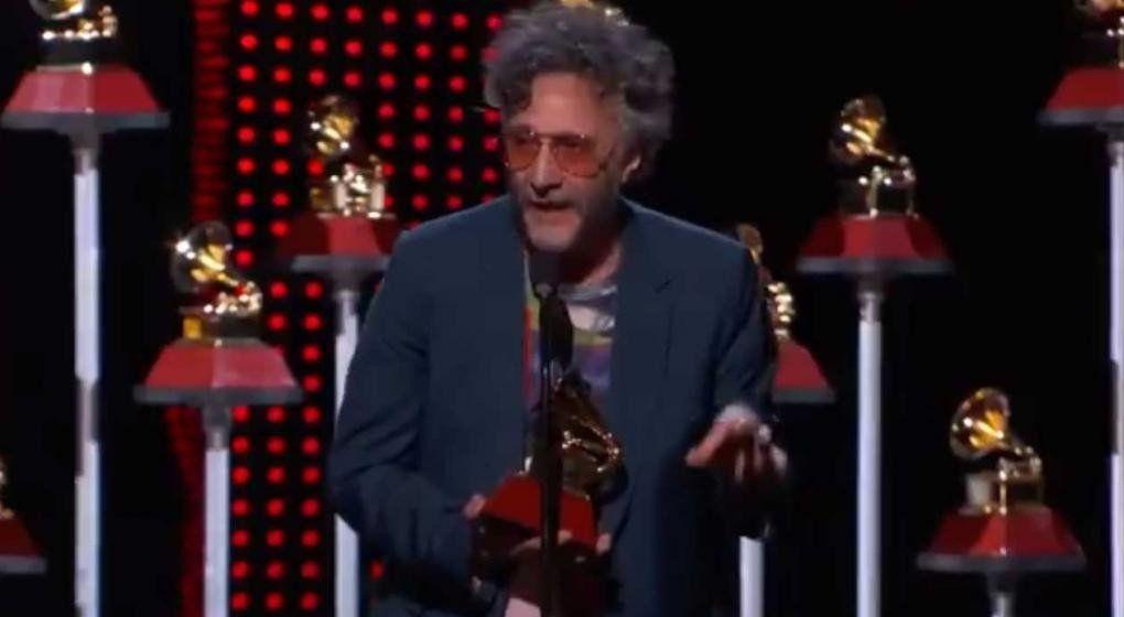 Entregaron los premios a lo mejor de la música latina