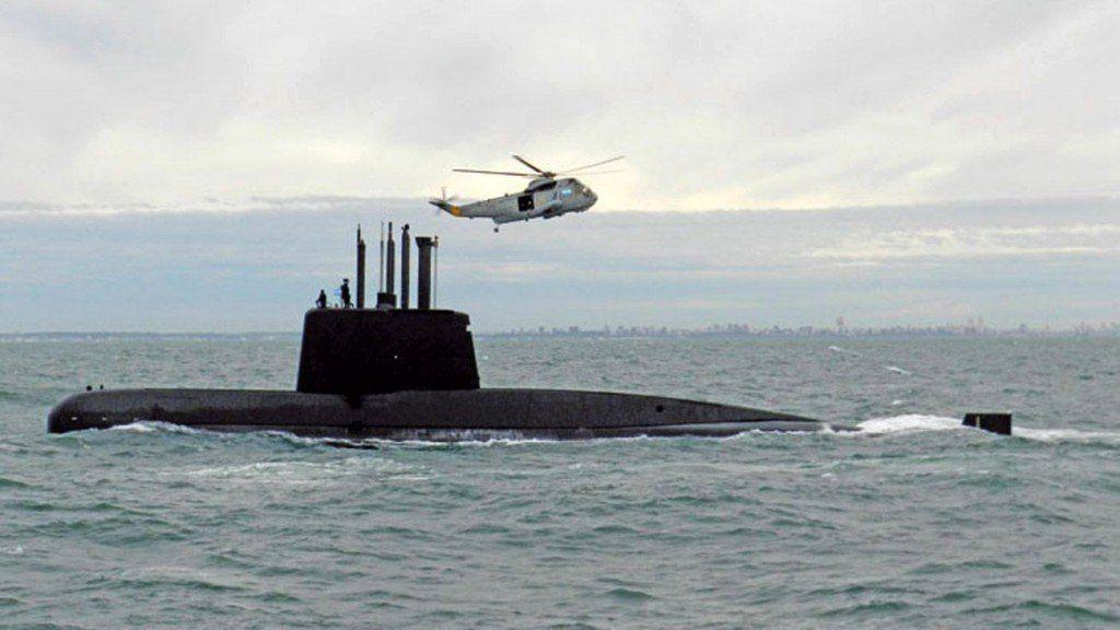 Detectan objeto similar al ARA San Juan a 800 metros de profundidad