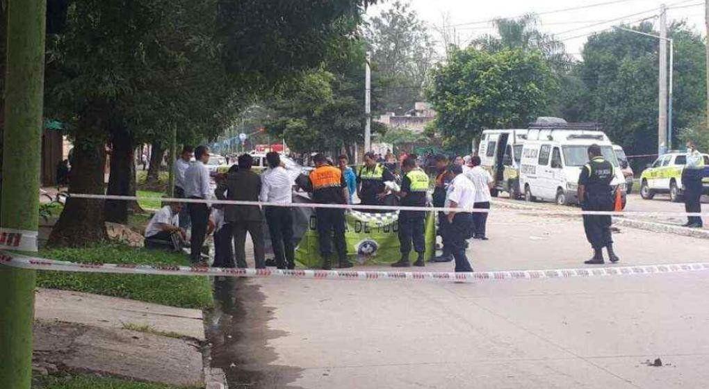 La Provincia supera a la ciudad de Buenos Aires en homicidios en situación de robo