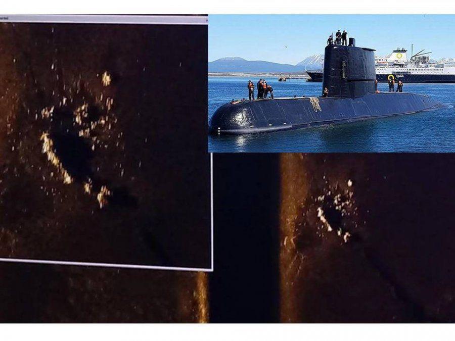 Armada Argentina: encontraron al ARA San Juan