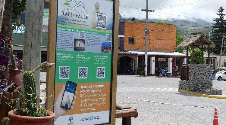 La ciudad de Tafí del Valle se convirtió en pionera en el turismo digital
