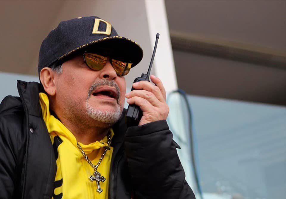 El Dorados de Maradona consiguió el impostergable triunfo para ser semifinalista