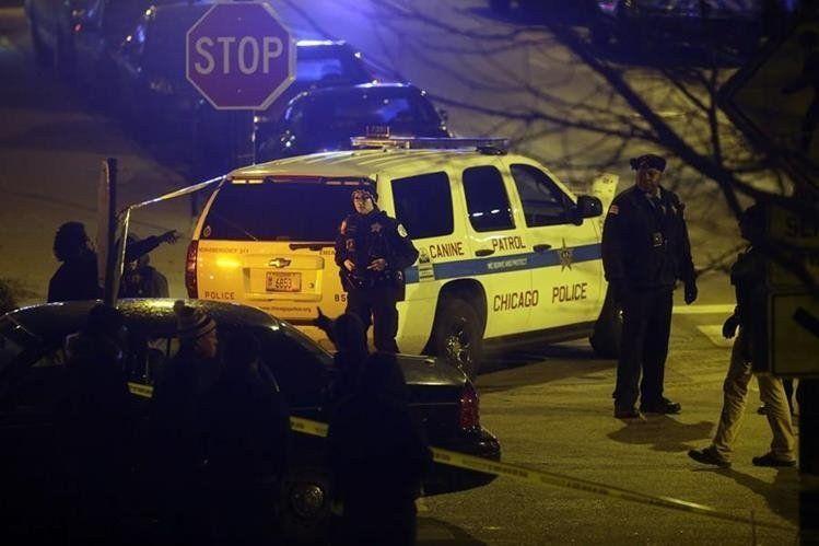 Un tirador abrió fuego en un hospital de Chicago y dejó dos muertos