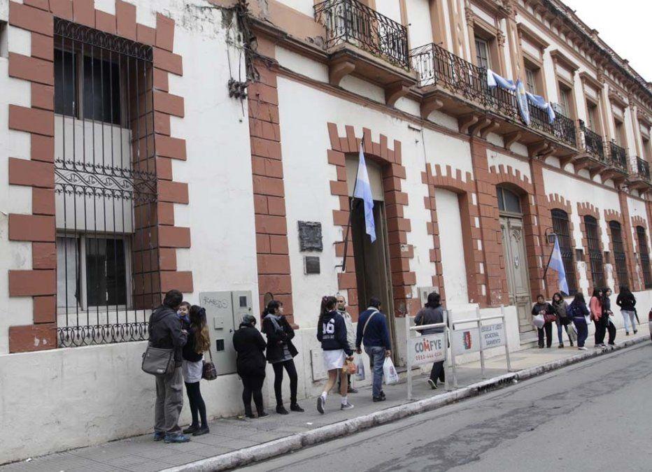 Ciclo 2019: abren preinscripción on line para aspirantes a la Escuela Sarmiento