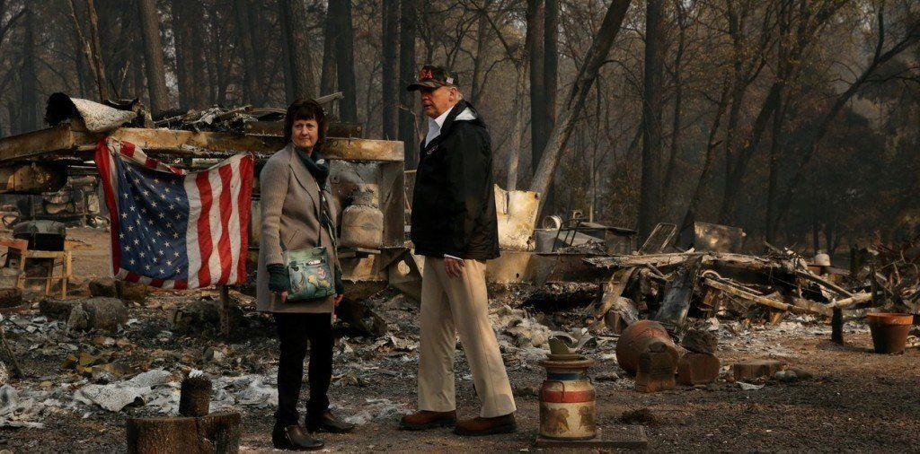 Incendios en California: las autoridades piden ADN a los familiares de víctimas