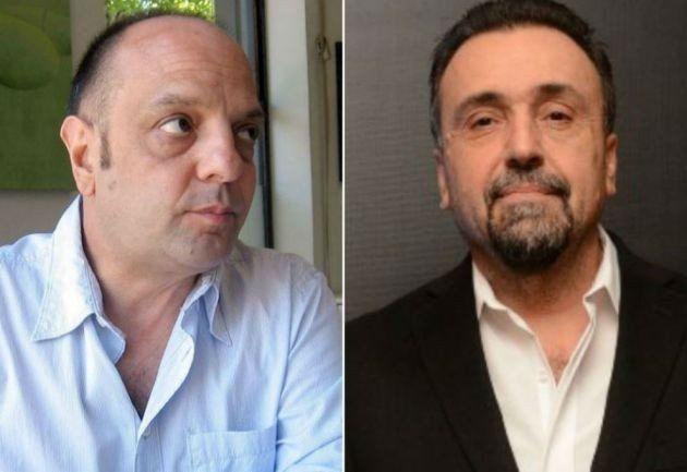 Se difundió el video del escándalo entre Baby Etchecopar y Roberto Navarro