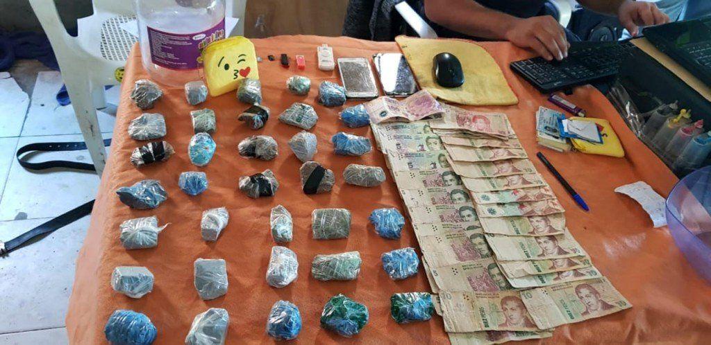 Múltiples allanamientos con detenciones y secuestros en Concepción
